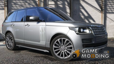 Range Rover Vogue 2013 v1.2 for GTA 5