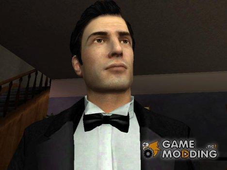 Vito's Tuxedo from Mafia II для GTA San Andreas