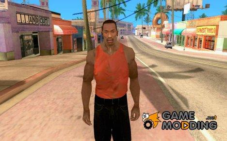 Майка Вааса Монтенегро for GTA San Andreas