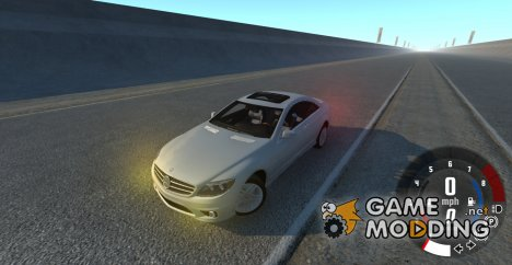 Mercedes-Benz CL65 AMG for BeamNG.Drive