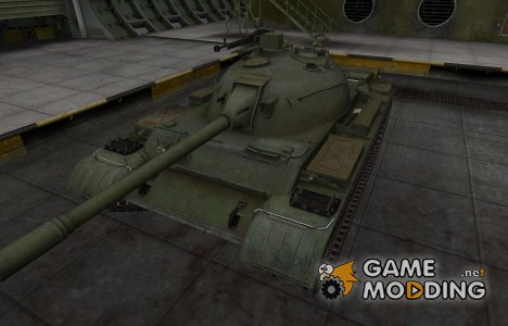 Китайскин танк Type 62 for World of Tanks