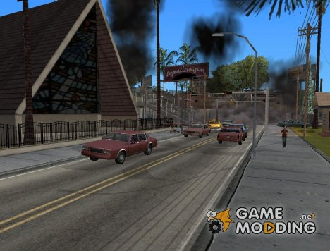 DoomsDay Destruction for GTA San Andreas