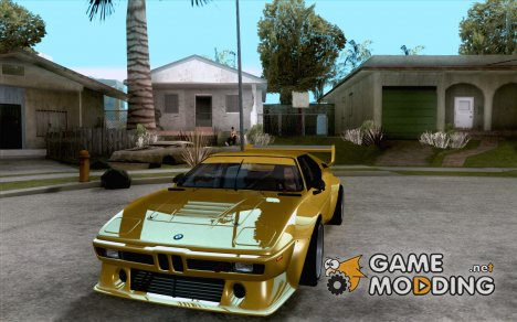BMW M1 Procar for GTA San Andreas
