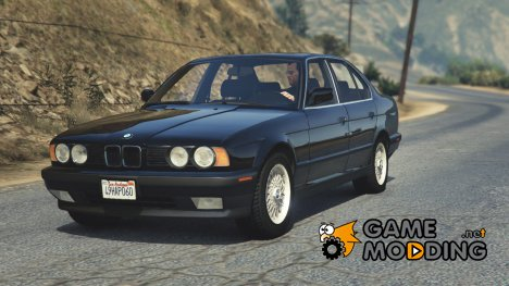 BMW 535i E34 v1.1 for GTA 5