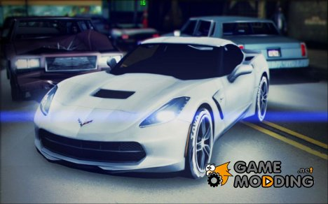 Chevrolet Corvette C7 for GTA San Andreas