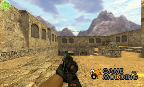 SPAS-12 With Scope для Counter-Strike 1.6