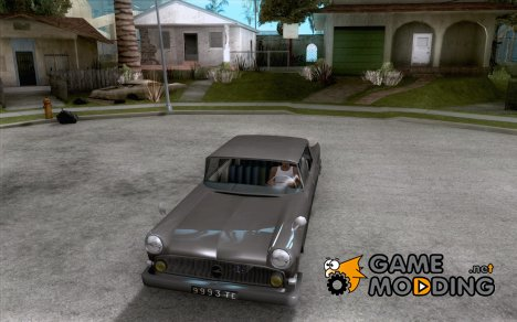 Opel Kapitan for GTA San Andreas