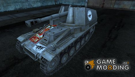 Wespe для World of Tanks