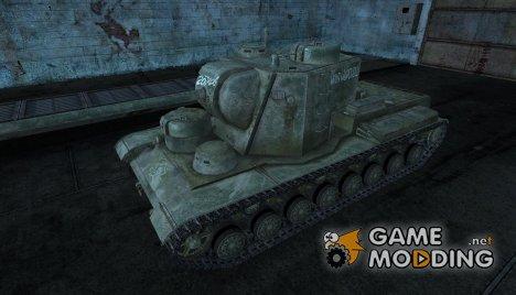 Шкурка для КВ-5 для World of Tanks