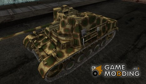 Marder II 3 для World of Tanks
