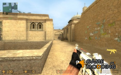 mp5 tOOn for Counter-Strike Source