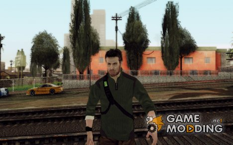 Animations mod for GTA San Andreas