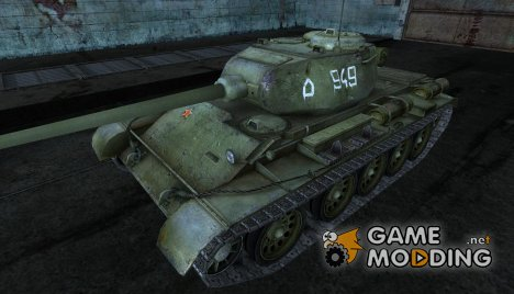 T-44 20 для World of Tanks