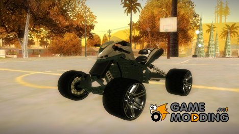 ATV Quad for GTA San Andreas