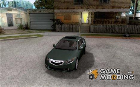 Acura TSX for GTA San Andreas