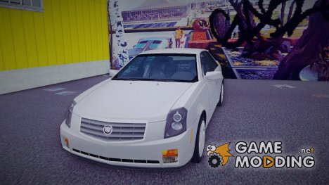 Cadillac CTS 2003 for GTA 3
