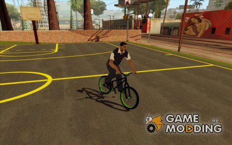 MTB for GTA San Andreas