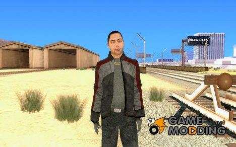 Новый скин Триады для GTA San Andreas