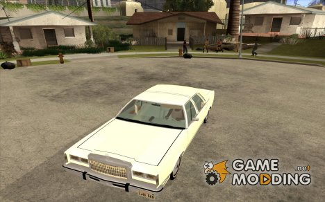 Lincoln Town Car 1986 for GTA San Andreas