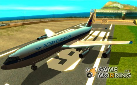 Ил-86 for GTA San Andreas