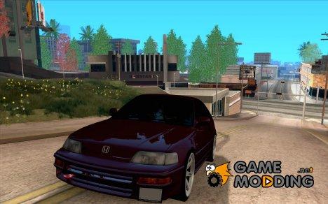 Honda Civic CRX JDM для GTA San Andreas