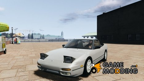 Nissan 240SX for GTA 4