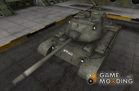 Ремоделинг танка M46 Patton для World of Tanks