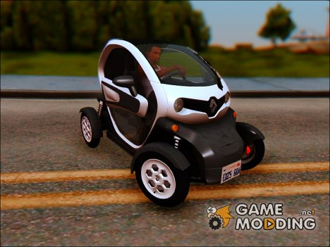 2011 Renault Twizy for GTA San Andreas