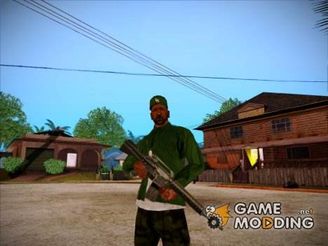 Sweet Player Model for GTA San Andreas
