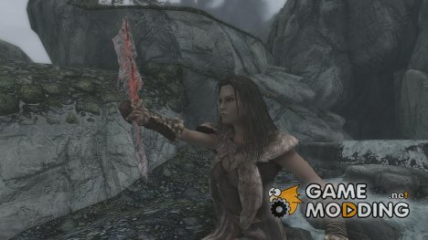 Playable Ash Weapons для TES V Skyrim