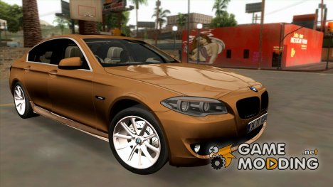 BMW 520d 2012 for GTA San Andreas
