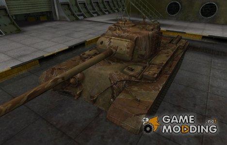 Американский танк T32 для World of Tanks