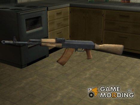 AK - 74 из Arma II для GTA San Andreas