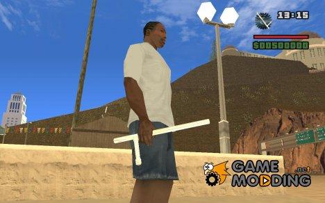 Новая полицейская дубинка для GTA San Andreas