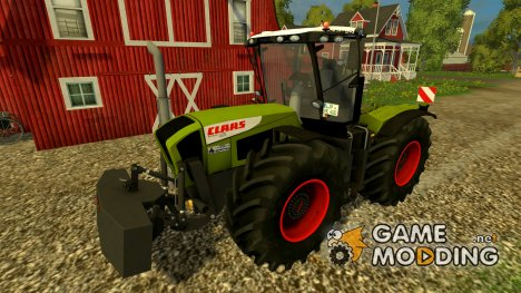 CLAAS XERION 3300 v.1 для Farming Simulator 2015