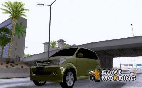 Toyota Avanza v3 for GTA San Andreas
