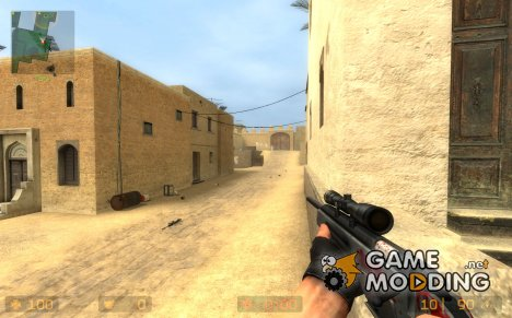 Bloody Scout :D for Counter-Strike Source