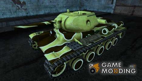 Шкурка для КВ-13 for World of Tanks