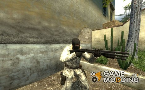 HD m3 for Counter-Strike Source