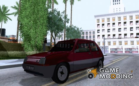 Renault 5 for GTA San Andreas