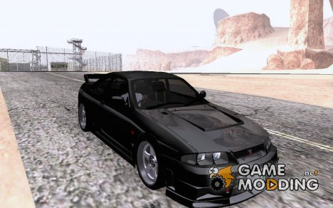 Nissan Skyline Nismo 400R for GTA San Andreas