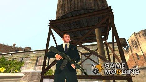 AK-102 for GTA 4