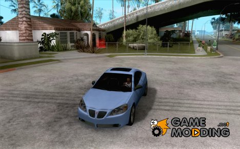 Pontiac G6 Stock Version для GTA San Andreas