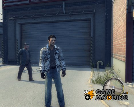 New Jacket for Mafia II