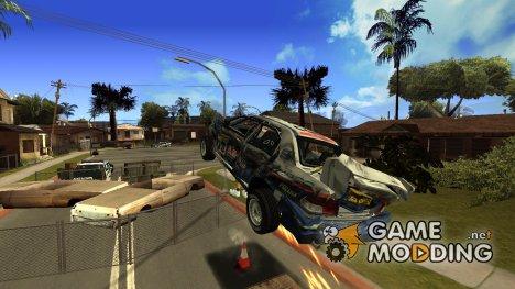 Вечный день для GTA San Andreas