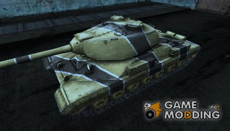 Шкурка для СТ-1 for World of Tanks