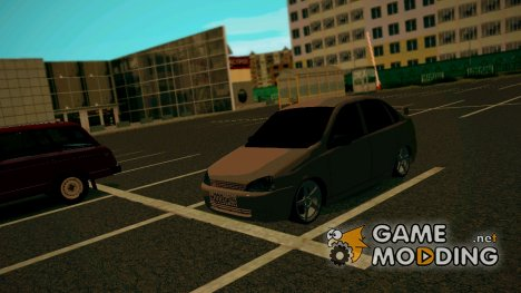 Lada Kalina Light Tuning для GTA San Andreas