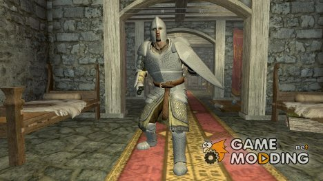 Noble Plate Armour for TES V Skyrim