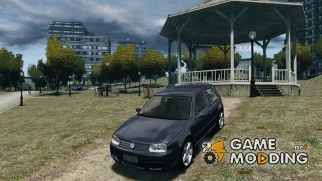 Volkswagen Golf 4 R32 2001 v1.0 for GTA 4