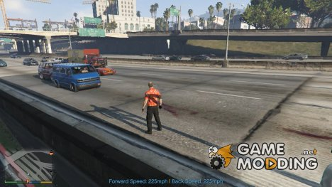 Health and Armour Regen for GTA 5